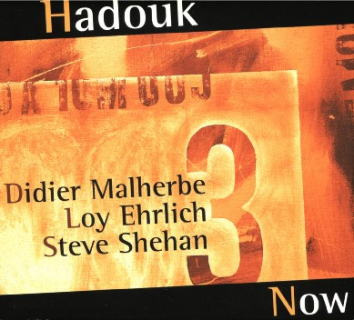 Hadouk Trio - Now