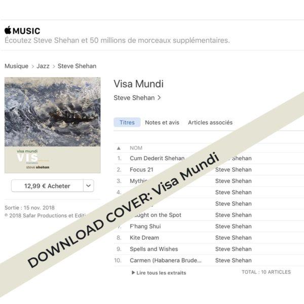 Pochette album - Visa Mundi