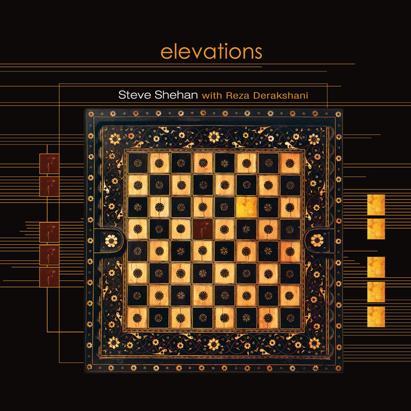 Steve Shehan & Reza Derakshani - Elevations
