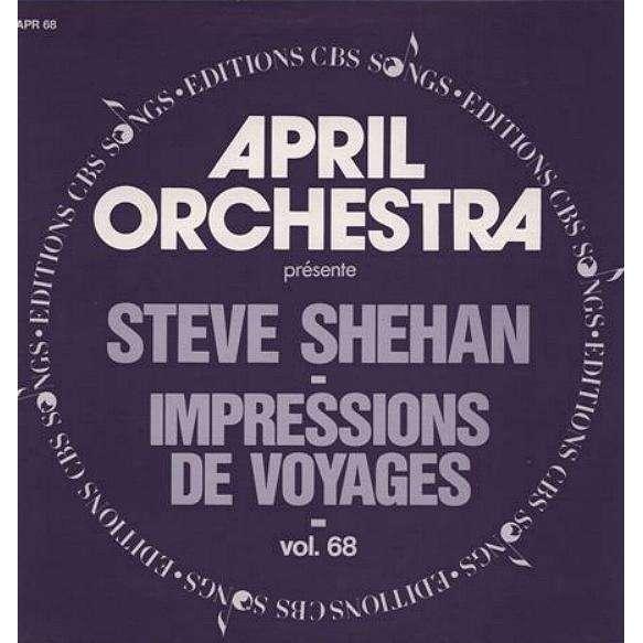 Impressions de Voyages - Steve Shehan