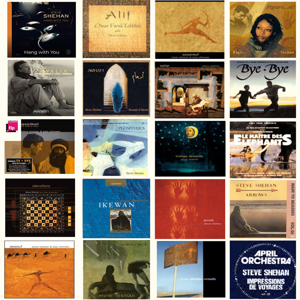 patchwork - discographie - discography
