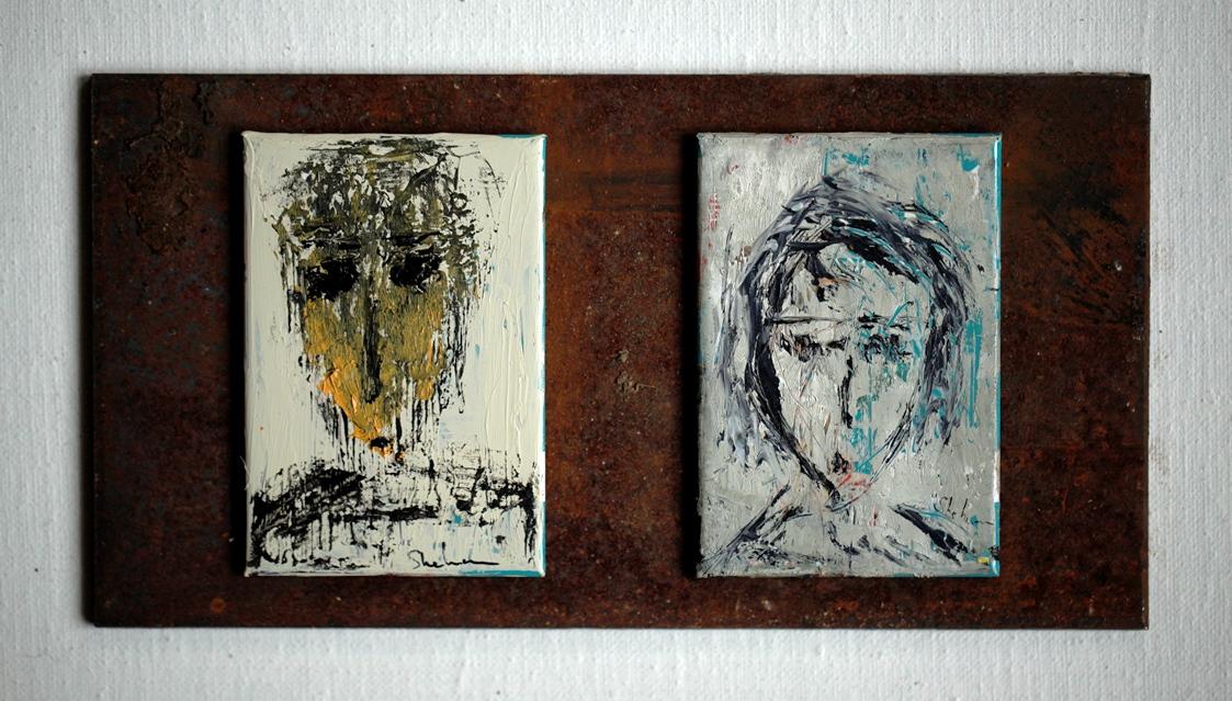 Portraits - sans titre