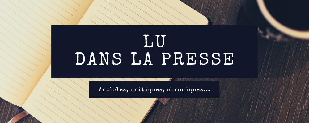 presse - header