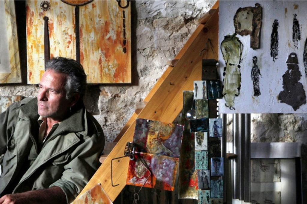 steve shehan - studio peinture / painting