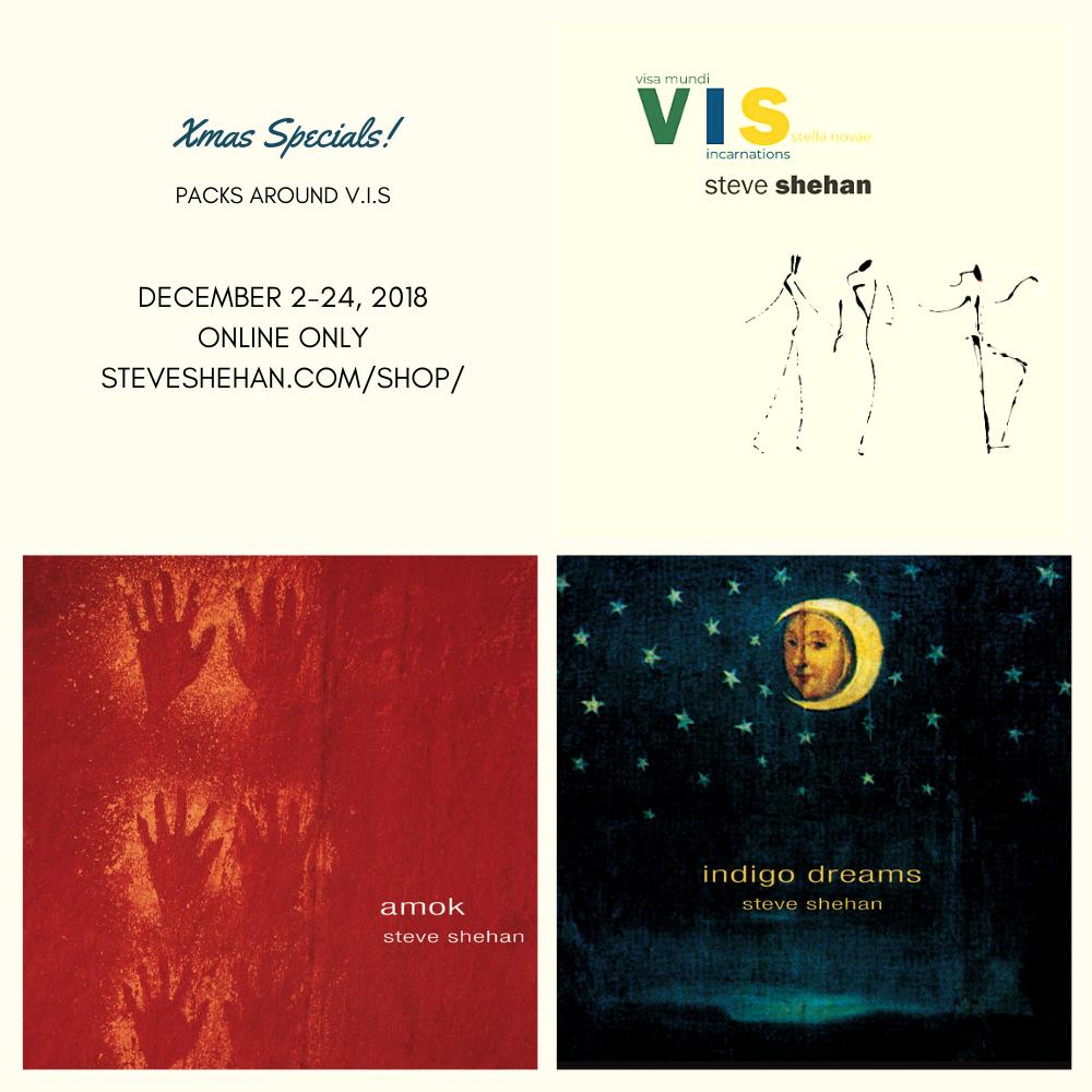 Pack Noël - Xmas Special - V.I.S