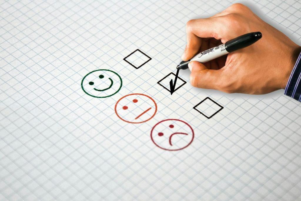 poll - feedback - sondage