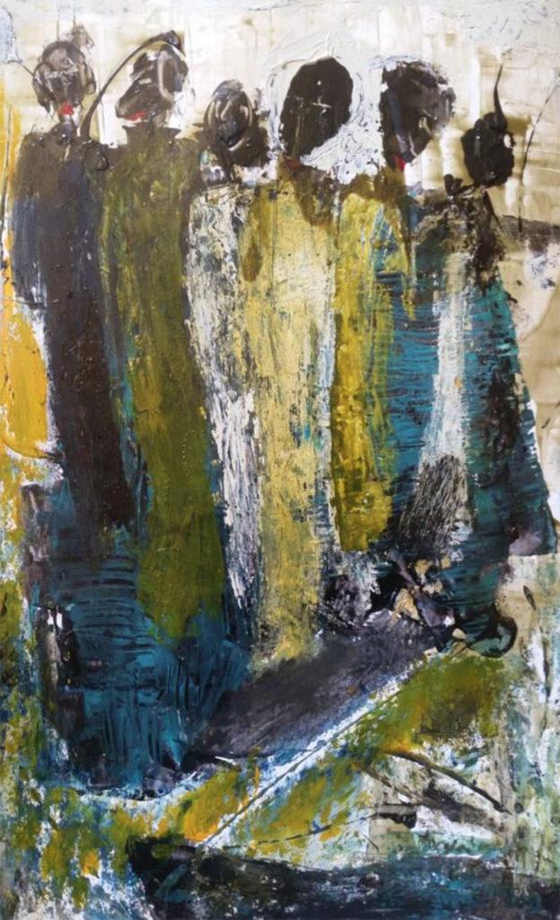 mecenavie - steve shehan - peinture 1