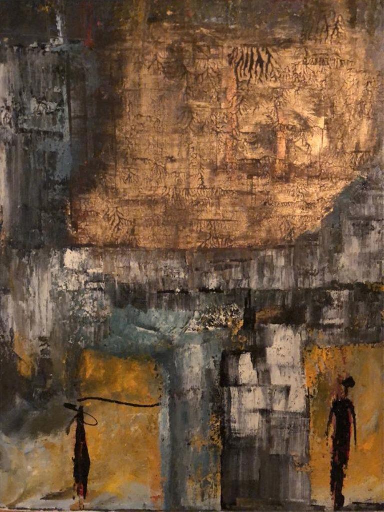 mecenavie - steve shehan - peinture 2